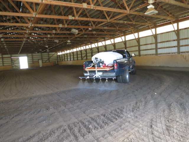 Equestrian Center Dust Control